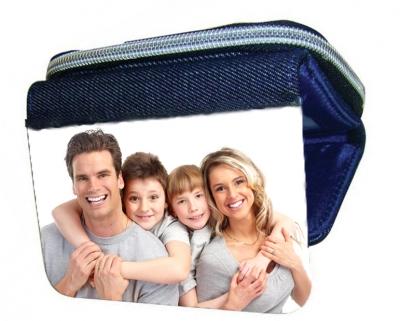 Egyedi fényképes pénztárca