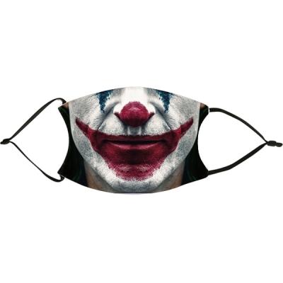 Vicces szájmaszk - Joker